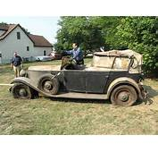 Barn Find 1932 Renault  YouTube