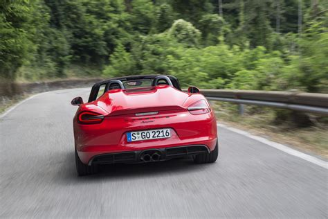 porsche boxster 2016 price 2016 porsche boxster spyder second drive review