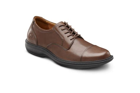 captain dress and comfort orthopedic shoes for