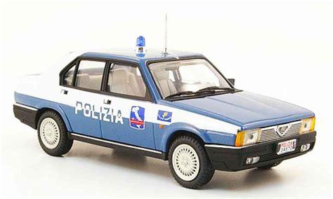 pego car alfa romeo 90 berline autostrada 1984 pego diecast