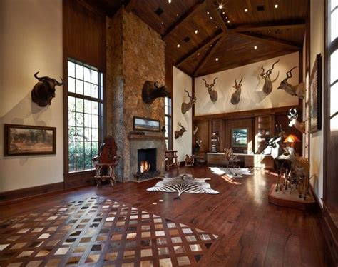 decorating ideas for a hunting room room decorating trophy room design weston s trophy room house design