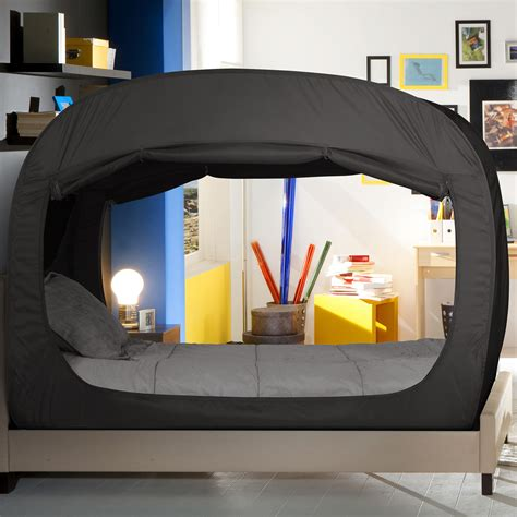 Privacy Pop Bed Tent Lifestyle Fancy Privacy Pop Bed Tent