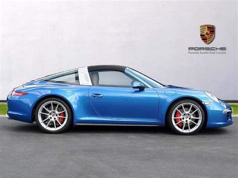 Used Porsche 911 Targa For Sale by Used Porsche 911 Targa 4s For Sale What Car Ref London