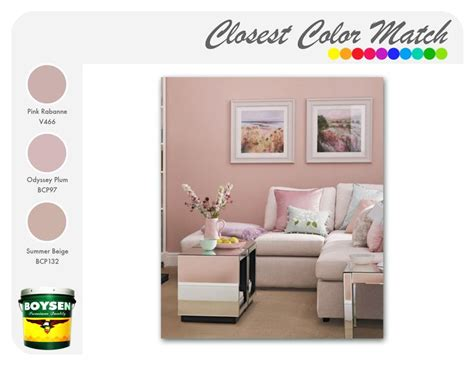 17 best images about boysen closest color match on