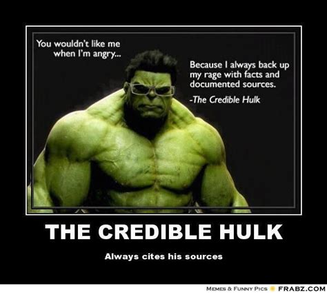 Hulk Meme - what the hulk can teach us all about standing out in