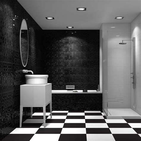 Small Black And White Bathroom Ideas by Small Black And White Bathroom Ideas