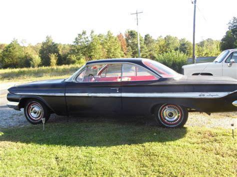 1961 chevrolet impala top paint code 900 tuxedo black for sale chevrolet impala
