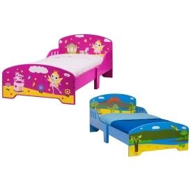 Dinosaur Toddler Bed Frame Dinosaur Or Princess Wooden Toddler Bed 163 39 99 With Free Delivery Smyths Toys