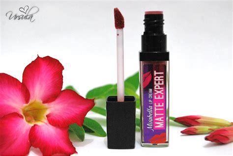 review mirabella lip matte expert 05 ursula meta