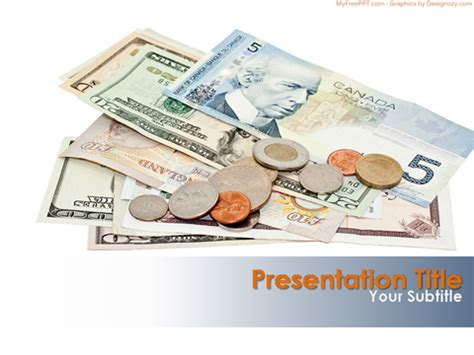 money templates for powerpoint free download foreign money powerpoint template download free
