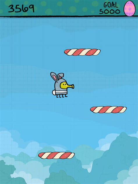 doodle jump easter android app shopper doodle jump easter special
