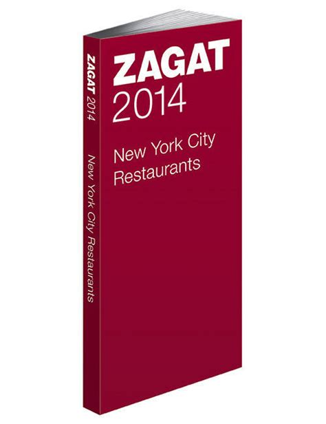 Zagat Search Vote For Zagat Survey Get A Free Nyc Restaurant Guide Michael W Travels