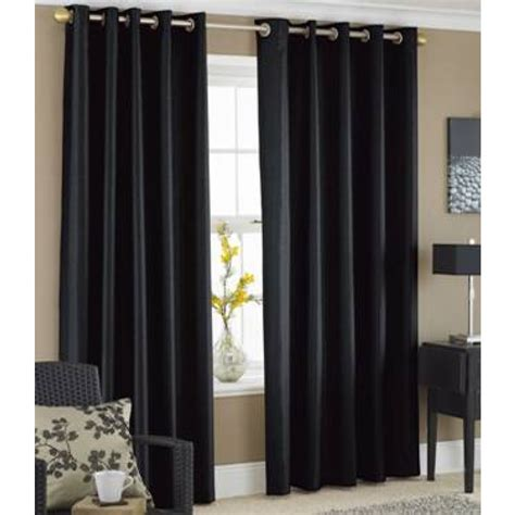 Black Put Curtains Bedroom My Home Decor Ideas