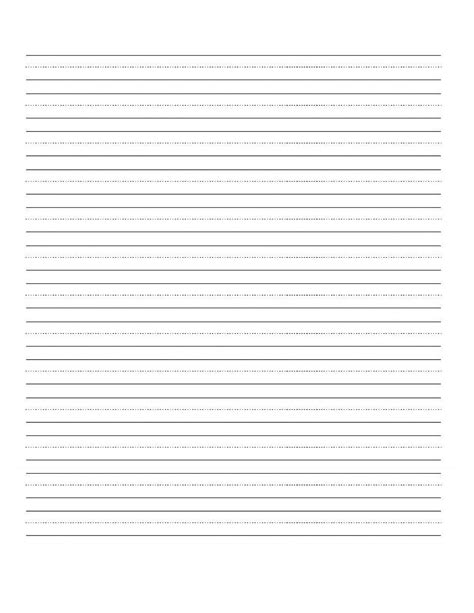 alphabet writing paper worksheet blank handwriting worksheets grass fedjp