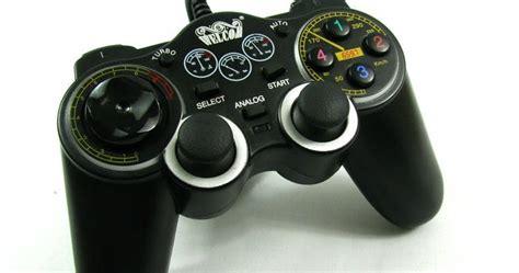 Joystick Bufftech cara membuat vibration getar pada joystick gamepad pc