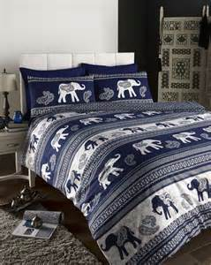 Zebra Curtains For Bedroom navy blue colour reversible elephant themed paisley design