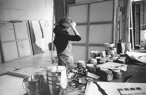 helen studio moments helen frankenthaler remembered the bohmerian