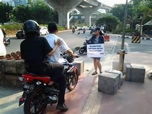 Pejalan Anarki Dan Jalan Pulang kembalikan hak pejalan kaki widikeling