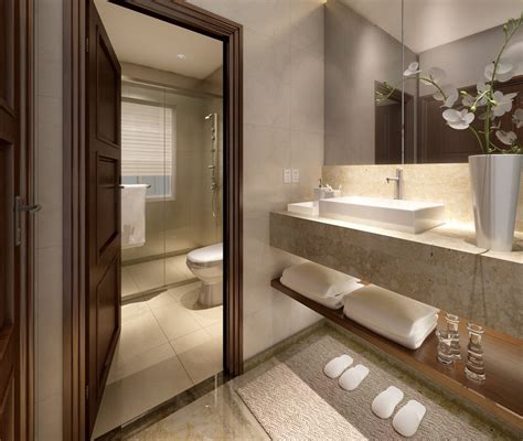 interior 3d bathrooms designs