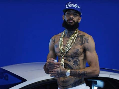 nipsey hussle amp yg drop quot last time that i checc d quot video
