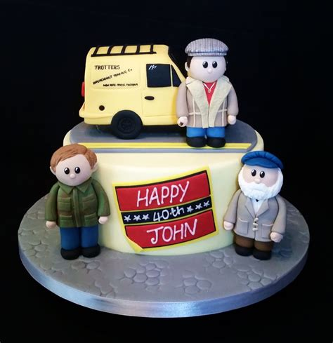 only fools and horses birthday cake cakecentral