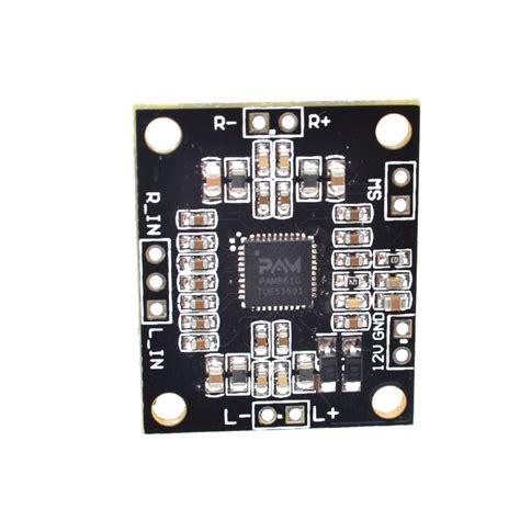 Lifier Class D Pam8610 pam8610 digital power lifier board 2 x15w dual channel