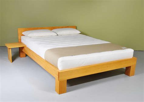 simple bed frame simple wood bed frame ideas homesfeed