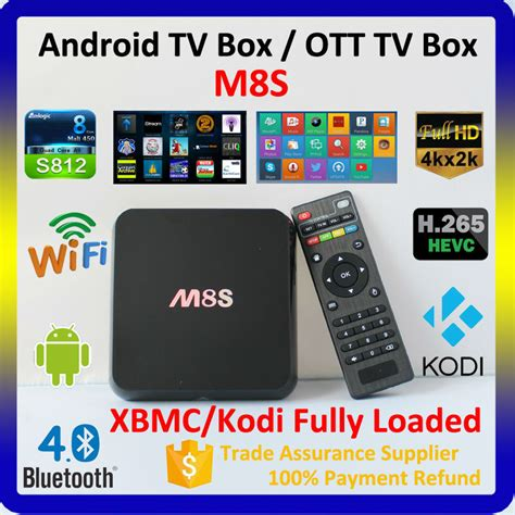 Op1513 Android Tv Box M8s S812 2g Ram 2g Kode Bimb1990 5 40 amlogic s812 2gb ram 8gb flash hd 4k h 265