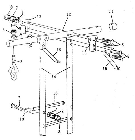 swing set parts sears swing set parts model 512725582 sears partsdirect