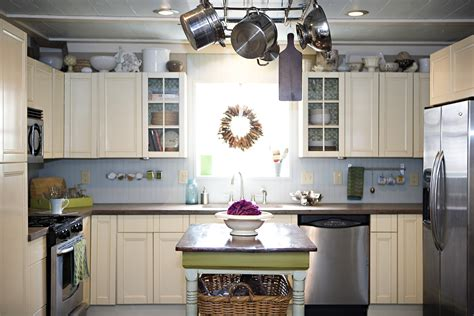 Cottage Kitchen Backsplash Cottage Kitchen Kara Paslay Design