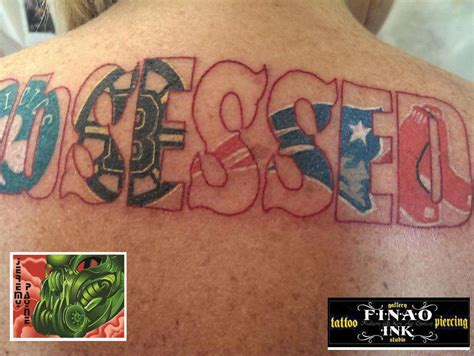 tattoo prices boston finao artist jeremy payne celtics boston celtics bruins