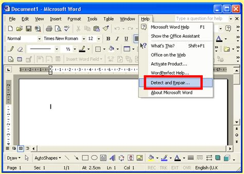 microsoft word help claro software support fixing problems with microsoft word