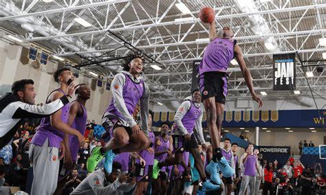 scottie lewis wowed  mcdonalds  american dunk contest