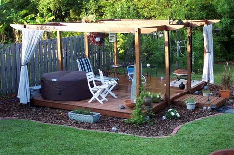 floating deck ideas floating deck with plant vines image