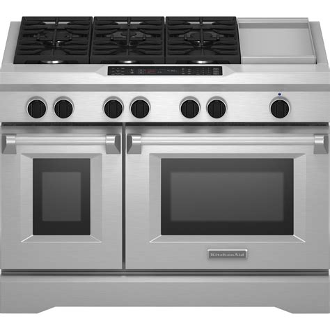 Sears Kitchen Aid by Kitchenaid Gas Cooktop 36 In Kgcu462vss Sears