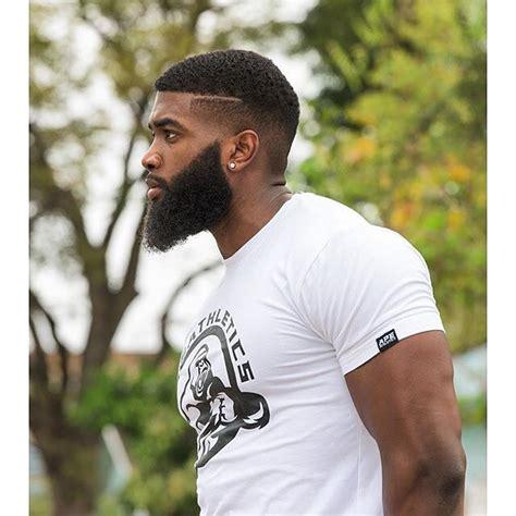 black haircuts with beards bearded black man hebrew beard pinteres