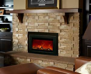 Seattle Rugs Fpx 42ei Electric Insert Traditional Indoor Fireplaces