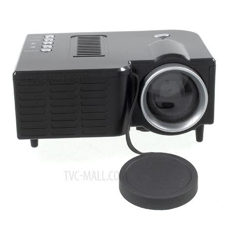unic ucb mini multimedia home cinema p led projector