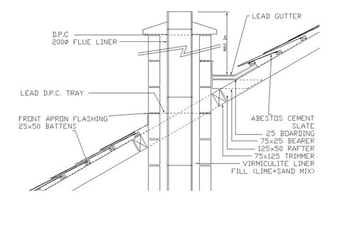 Fireplace Construction Drawings by Construction Drawings