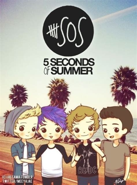 5 Second Sketches by 5sos Drawing Calum And Ashton Irwin On