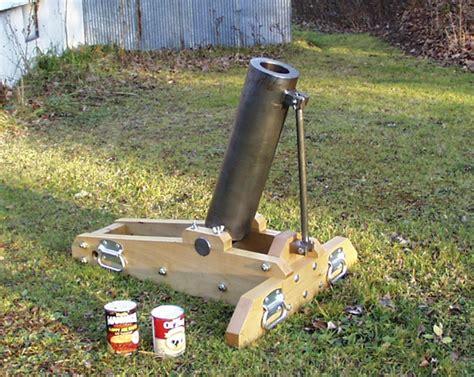 backyard artillery 25 homemade weapons holytaco