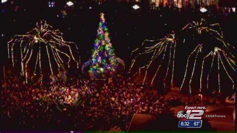 new home announced for h e b christmas tree lighting ceremony