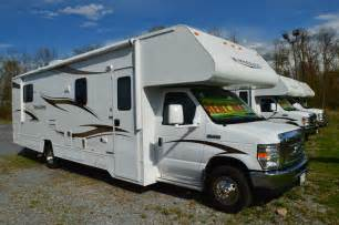 class c motorhome with bunk beds rv rentals rv dealership cers travel trailers