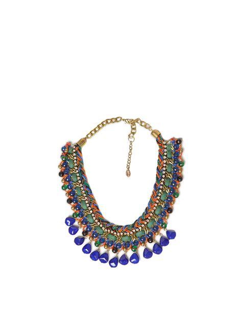 zara diy necklace