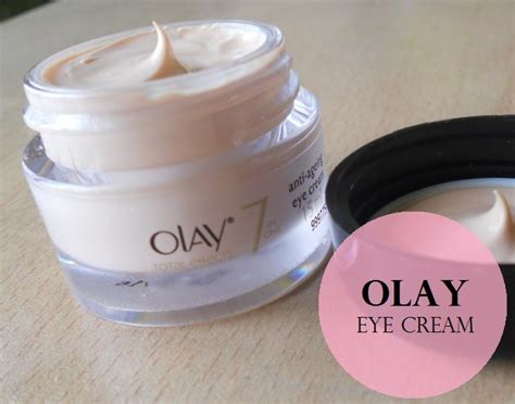 Olay Total Effects Eye olay total effects 7 in one anti ageing eye review