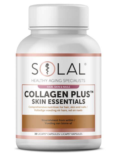 Collagen Plus collagen plus skin essentials stronger better skin