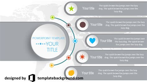 template presentation professional powerpoint templates free toufik