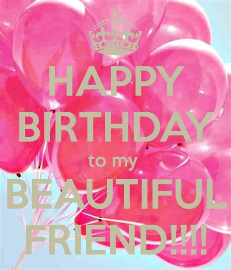 Birthday Quotes For A Beautiful Beautiful Birthday Quotes For Friends Quotesgram