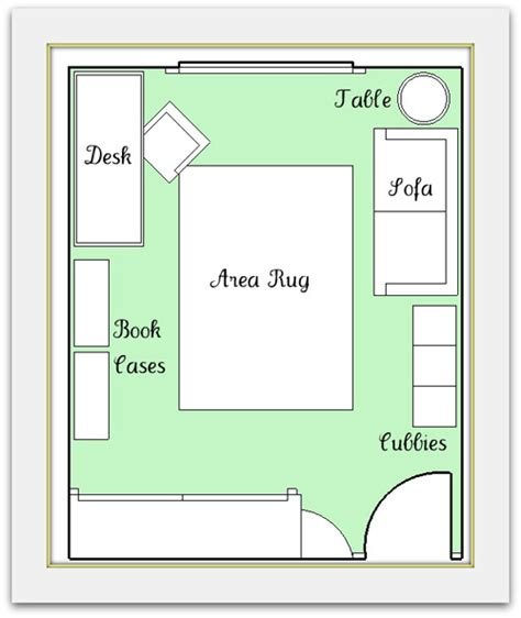 toddler room floor plan functional play room design tips