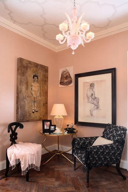 like this color for little girl s room quaint peche by